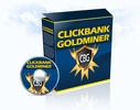 Hot Item Clickbank Goldminer with MRR