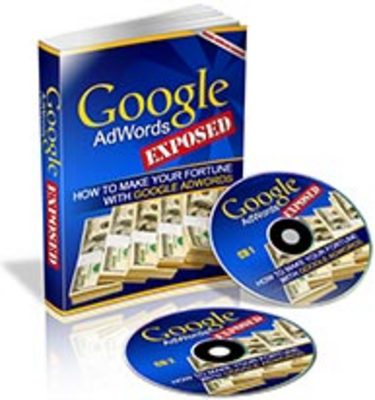 Product picture Google AdWords Exposed eBook & Audio (PLR)