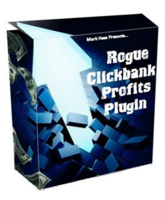 Product picture Rogue Clickbank Profits Plugin (PLR)