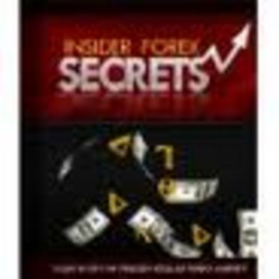 Product picture Insider Forex Secrets (PLR)