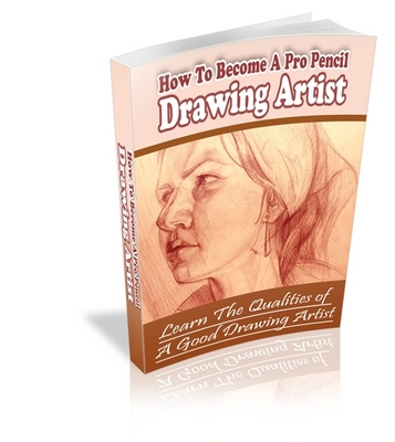 Product picture Pencil Drawing - Qualities of Good Artist (MRR)