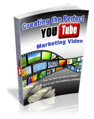 Product picture Creating the Perfect You Tube Video Marketing (MRR)