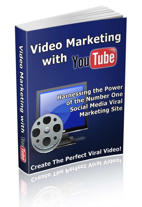 Product picture Video Marketing With Youtube with PLR