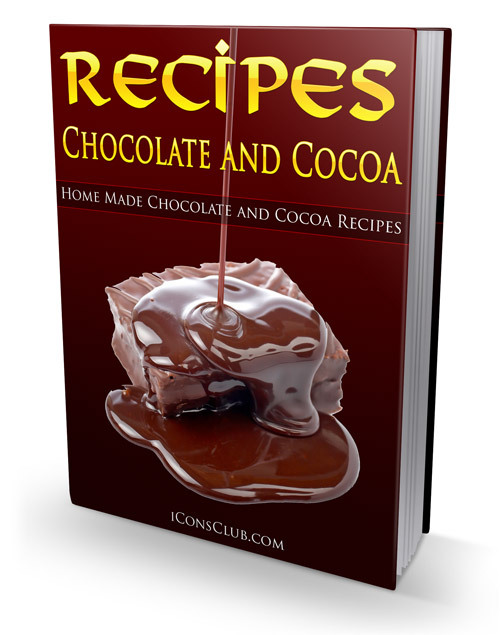 Product picture Chocolate And Cocoa Recipes(PLR)